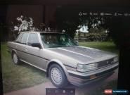 1985 Toyota Cressida GLXI for Sale