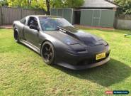 NISSAN 180SX SUPERCHARGED V8 TRACK CAR ( RACE,TURBO,BURNOUT,CIRCUIT,SILVIA ) for Sale