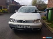 VW Golf V5 Auto 2.3L for Sale