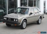 Alfa Romeo: Alfetta Giulietta for Sale