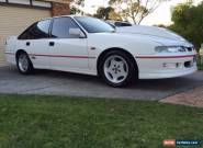 Holden 93 White VR Commodore SS, 5.7 litre, 6 speed manual. for Sale