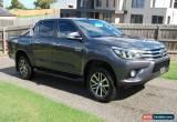 Classic Toyota Hilux SR5+ Auto 2.8 Turbo Diesel for Sale