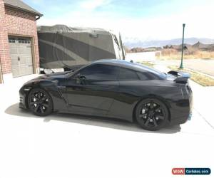 Classic 2009 Nissan GT-R Premium Coupe 2-Door for Sale