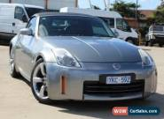 2007 Nissan 350Z Z33 MY07 Roadster Touring Silver Automatic 5sp A Convertible for Sale