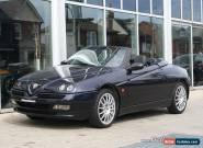 Alfa Romeo: Spider for Sale