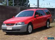 Ford Falcon Futura Wagon 2003 for Sale