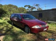 2000 ford falcon wagon for Sale