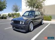 1991 BMW 3-Series Base Coupe 2-Door for Sale