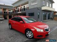 Holden Cruze 2012 Auto for Sale