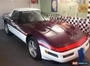 Chevrolet : Corvette pace car for Sale