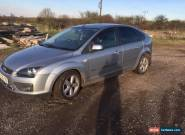 ford focus 1.8cdti spares or repair  for Sale