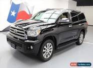 2015 Toyota Sequoia Limited Sport Utility 4-Door for Sale