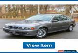 Classic 2003 BMW 5-Series Base Sedan 4-Door for Sale