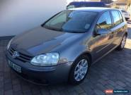 VW Golf 2.0 TDI 2006 Sport leather for Sale