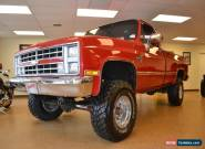 1987 Chevrolet Other Pickups Silverado Standard Cab Pickup 2-Door for Sale
