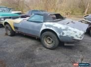 1968 Chevrolet Corvette 2 door for Sale