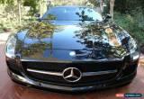 Classic 2013 Mercedes-Benz SLS AMG GT Convertible 2-Door for Sale