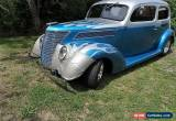 Classic 1937 Ford Tudor for Sale