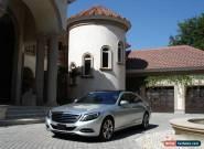 2014 Mercedes-Benz S-Class 4 Door Sedan for Sale