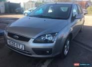 Ford Focus 1.6 Zetec Climate 5dr Hatchback Petrol Manual SPARES/REPAIR for Sale