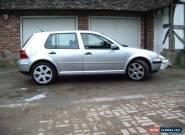 VW Golf TDI 2002 Hatchback Manual 5 door with induction kit for Sale