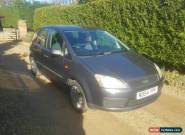 2005 FORD FOCUS CMAX LX 1.8 PETROL for Sale