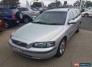 2001 Volvo V70 2.4T Silver Automatic 5sp A Wagon for Sale