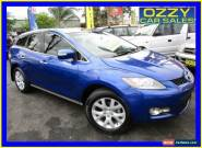 2008 Mazda CX-7 ER Luxury (4x4) Blue Automatic 6sp A Wagon for Sale
