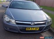 2006 Holden Astra wagon manual for Sale