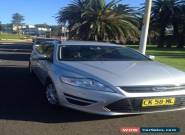 2012 FORD MONDEO for Sale