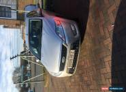 2009 FORD MONDEO ECONETIC TDCI 125 SILVER spares or repair for Sale