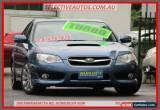 Classic 2007 Subaru Liberty MY07 GT-B Blue Manual 6sp M Sedan for Sale
