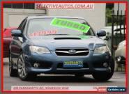 2007 Subaru Liberty MY07 GT-B Blue Manual 6sp M Sedan for Sale