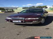 Holden Statesman V6 (1996) lpg  rego books 2nd owner 252kms caprice wheels  for Sale