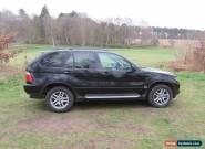 2005 BMW X5 SE D AUTO BLACK for Sale