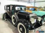 1928 FRANKLIN LIMOUSINE  7 PASS. for Sale