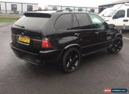 BMW E53 X5 4.6IS V8 2003 Petrol 347bhp for Sale