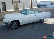 1969 Cadillac DeVille Boss Hogg for Sale