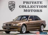 2001 BMW 7-Series Base Sedan 4-Door for Sale