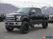 2016 Ford F-150 KING RANCH for Sale