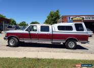 Ford: F-350 XLT 4dr Crew Cab LB for Sale