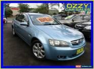 2009 Holden Berlina VE MY09.5 Blue Automatic 4sp A Sedan for Sale