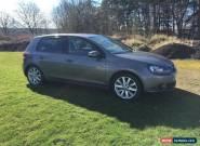 VW Golf GT TDI Grey 2.0 Diesel for Sale