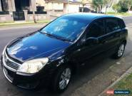 2007 Holden Astra CDX AH Manual MY07.5 for Sale