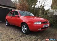 Ford Fiesta Zetec 1.4 16v 1999 Full MOT! Serviced! for Sale