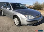 2004 FORD MONDEO MISTRAL SPECIAL EDITION 1.8 WITH MOT TO AUGUST 2017 & HISTORY for Sale