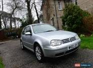 2002 VOLKSWAGEN GOLF V5 SILVER (Not GTi, VR6, 4Motion) for Sale