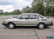 1991 SAAB 900i for Sale