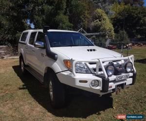 Classic TOYOTA HILUX 2007 4X4 SR5 3.0L D4D TURBO DIESEL DUAL CAB  for Sale