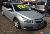 Classic 2009 Holden Cruze JG CD Blue Automatic 6sp A Sedan for Sale